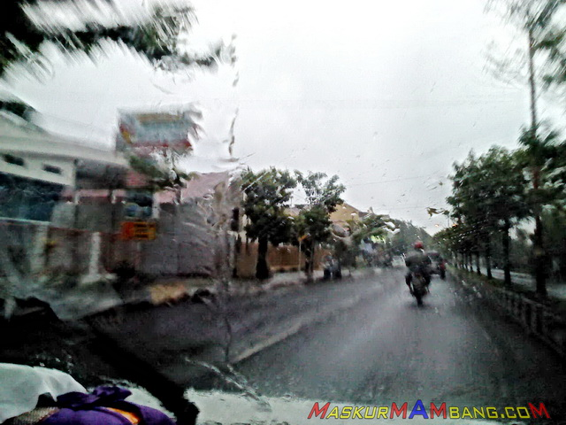 Kondisi Awal Hujan