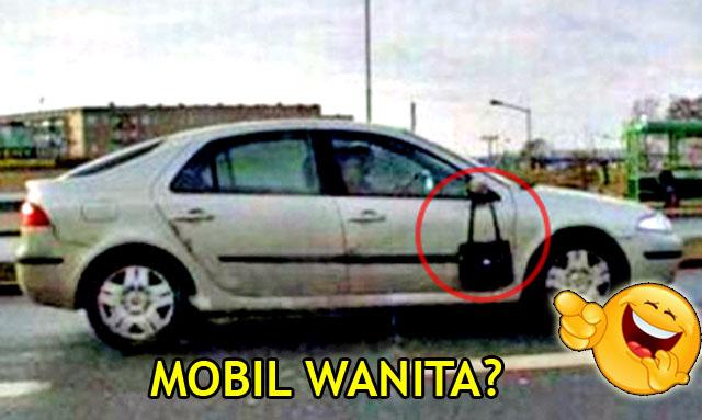Mobil tas menggantung