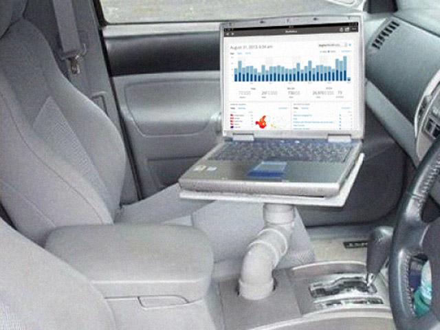 mobilnya blogger