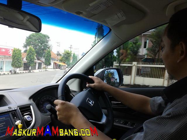 Testdrive Honda CRV (1)