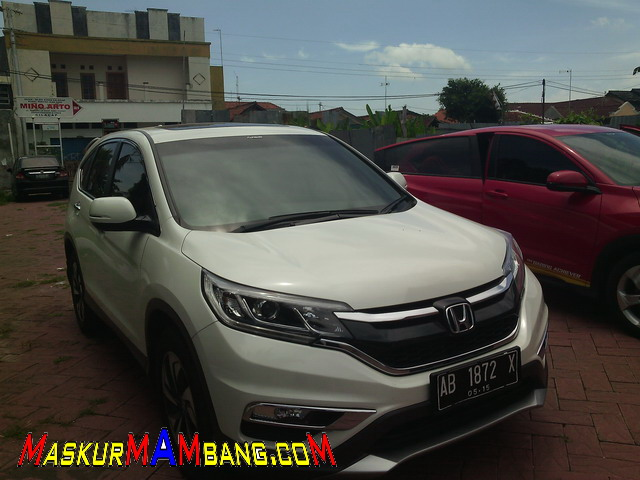 Testdrive Honda CRV (2)