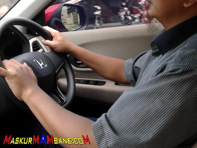 TEstdrive Honda HRV (2)