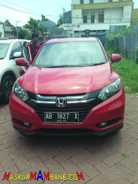 TEstdrive Honda HRV (9)