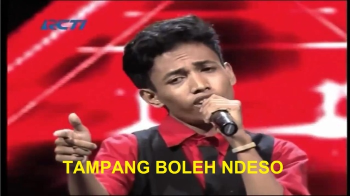 Boby Berliandika X Factor ID Audisi 1