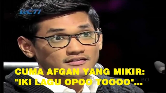 Boby Berliandika X Factor ID Audisi 5