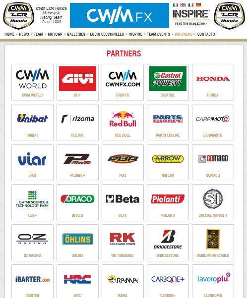 LCR Honda Partner