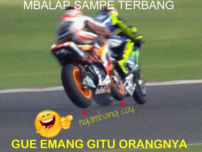 MotoGP׃ A Dramatic Victory for Valentino Rossi - Argentina GP 2015 - ngambang