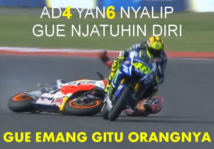 MotoGP׃ A Dramatic Victory for Valentino Rossi