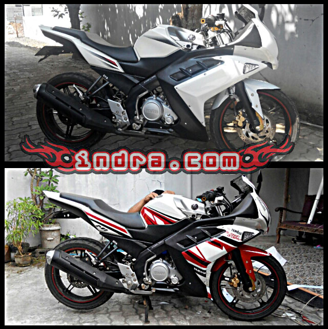 Decal Custom Indra Com 1