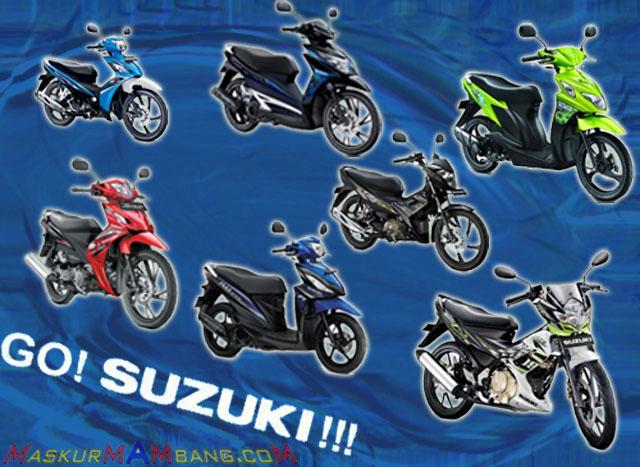 produk motor suzuki 2015