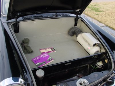 Vw Variants fronttrunk