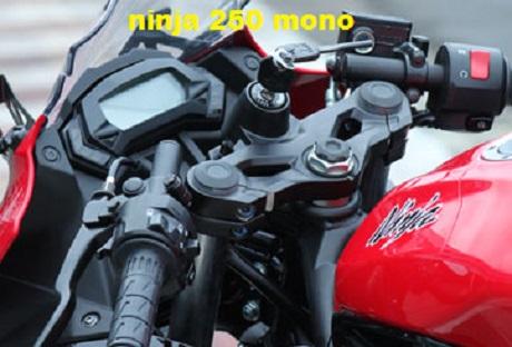 panel stang ninja mono crop