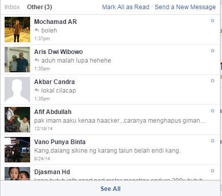 facebook Inbox Other