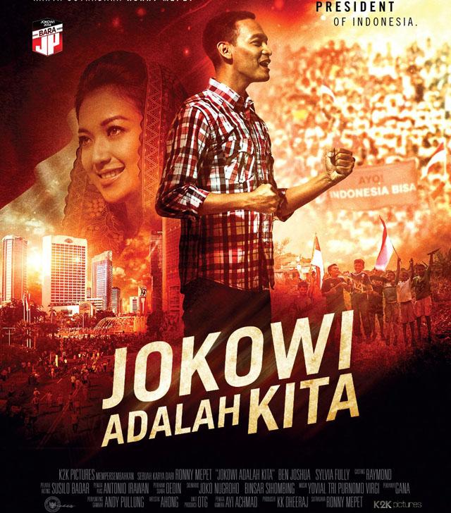 Poster Jokowi adalah Kita