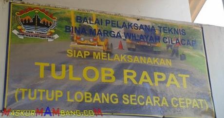 Bina Marga Jateng Motto - Tulob Rapat