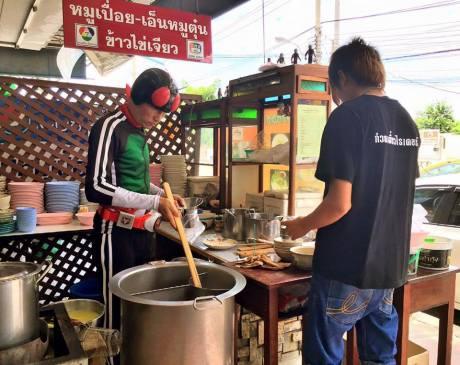 Fans Kamen Rider Jualan Warung Di Thailand 1