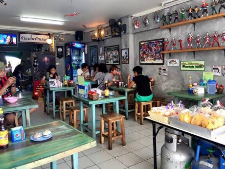 Fans Kamen Rider Jualan Warung Di Thailand 2