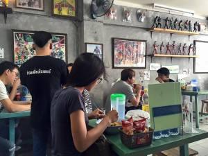 Fans Kamen Rider Jualan Warung Di Thailand 3