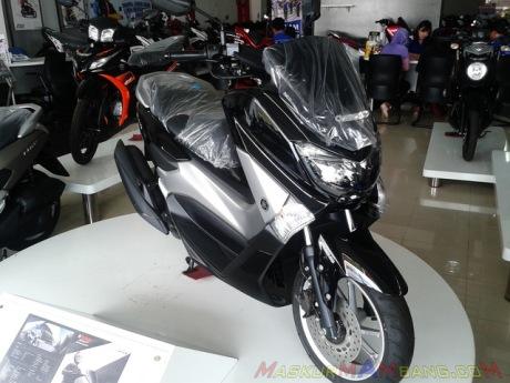 NMAX 01 Dealer Yamaha Mataram Sakti Cilacap