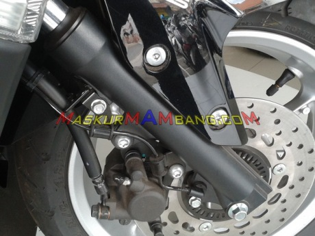 NMAX 02 Kaliper Depan ABS
