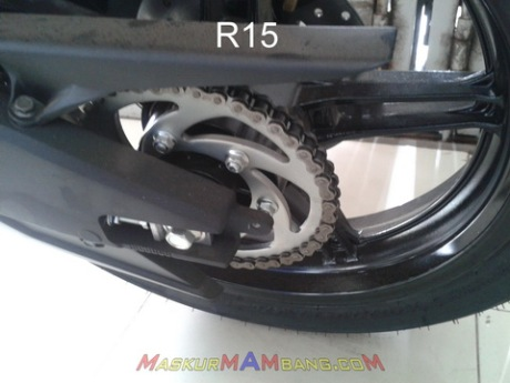Pelindung Rantai - R15