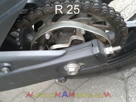 Pelindung Rantai - R25