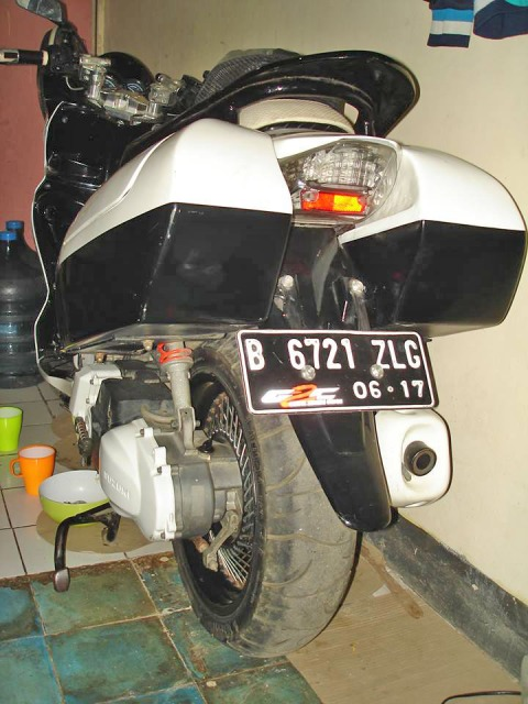 Skywave Modif Big 4