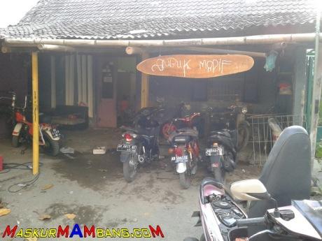 Honda Astrea 800 Monkey Jogja 08