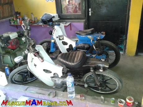 Honda Astrea 800 Monkey Jogja 09