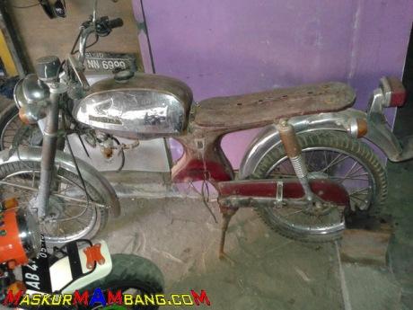 Honda Astrea 800 Monkey Jogja 13