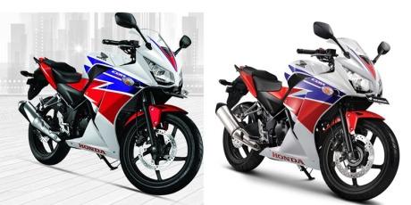 Honda CBR 150R vs CBR 250R new