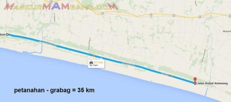 Jalur Selatan-selatan 03 Petanahan - Grabag