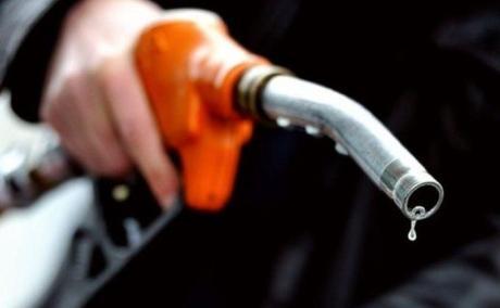 Nosel bensin