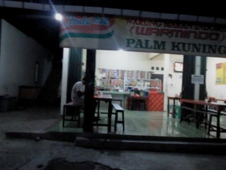 Warmindo Jalan Kalimantan