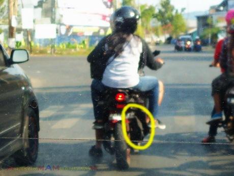 X Rider Knalpot KLX
