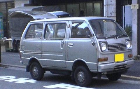 Daihatsu Hijet S40 Van