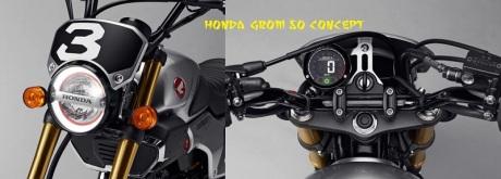 Honda Grom Concept