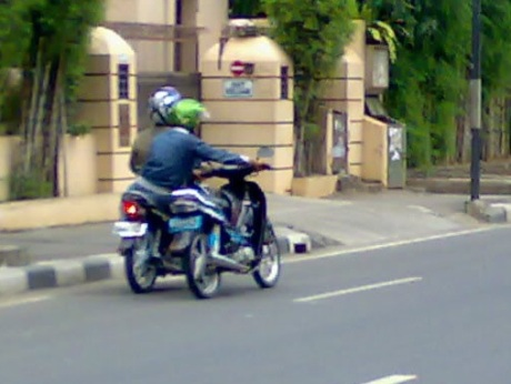 motor nuntun motor