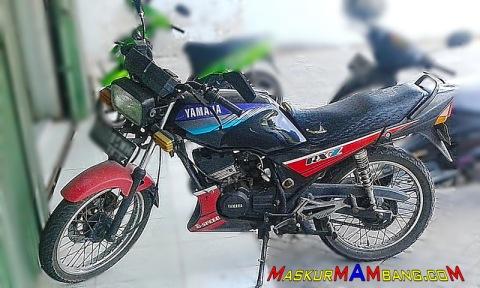 RX Z Salah satu legenda 2 tak wm