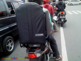 Safety Bonceng Motor