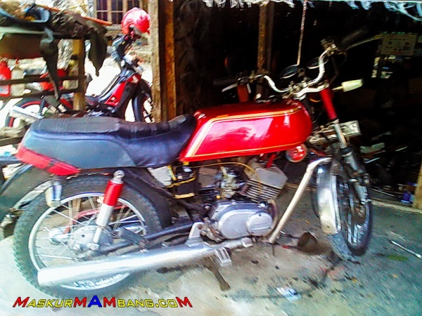 RX 125 twin