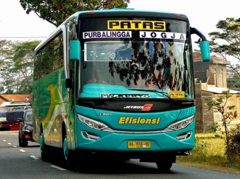 Bus Efisiensi Purbalingga