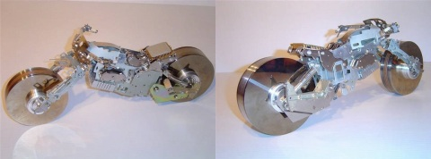 Hard Disk Bekas 5 - motor
