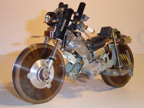 Hard Disk Bekas 6 - motor