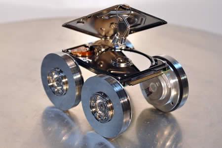 Hard Disk Bekas 7 - kendaraan 4 roda