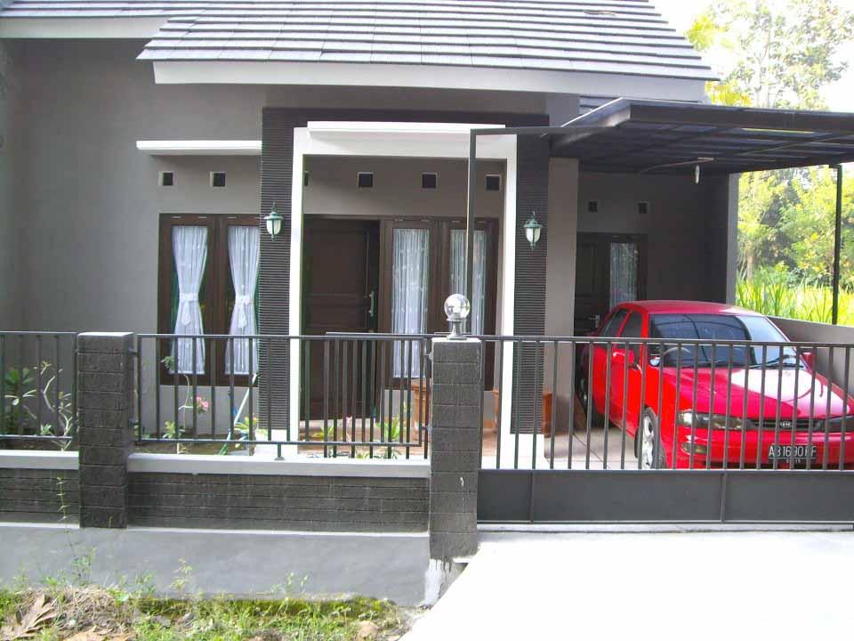 Desain  Rumah  Utamakan Garasi  Atau Ruang Tamu Maskur s Blog