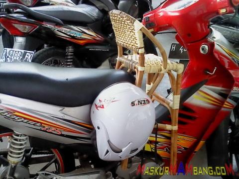Jok Motor Buat Anak 2
