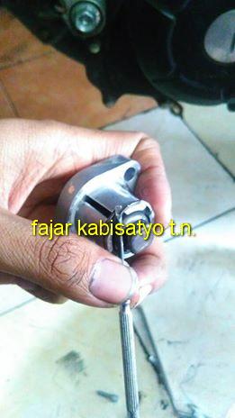 setiing tensioner New CB150R01