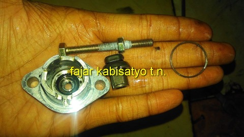 setiing tensioner New CB150R03