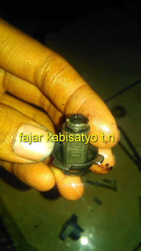 setiing tensioner New CB150R04